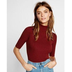 Express Ribbed Turtleneck Sweater NWOT